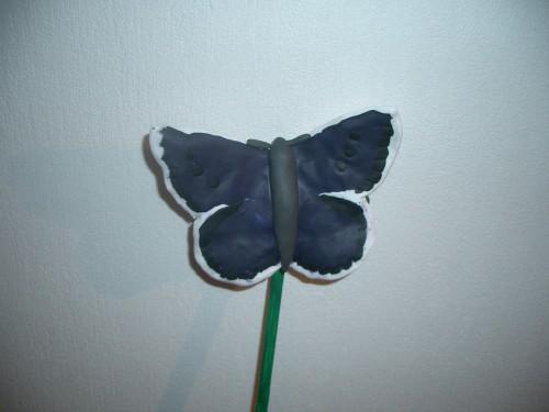 Figur 6 - Fjäril
